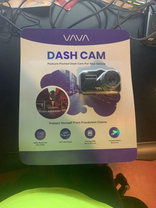 VAVA DASH CAM