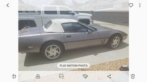 89 Chevy Corvette convertible for Sale in Inglewood, CA