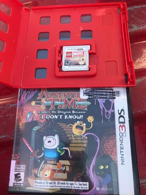 Nintendo 3DS Games for Sale (cheap)(not free) for Sale in Wood Dale, IL