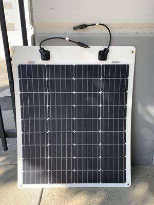 80 watt flexible solar panel for Sale in Pomona, CA