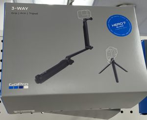 3 way go pro grip|arm|tripod for Sale in Merrick, NY