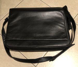 MU Leather Design Laptop/Messenger Bag for Sale in Houston, TX