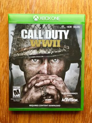Call of duty WW2 for Sale in Grantsville, WV