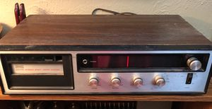 Sears 8 Track Player Stereo Receiver for Sale in Flower Mound, TX