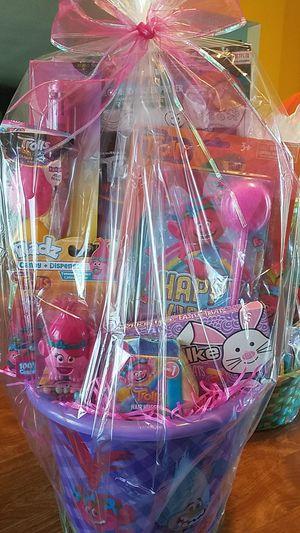 Easter Basket - Trolls 🌸🐣🐰 for Sale in Cerritos, CA