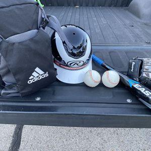 Baseball Bag for Kid for Sale in Pflugerville, TX