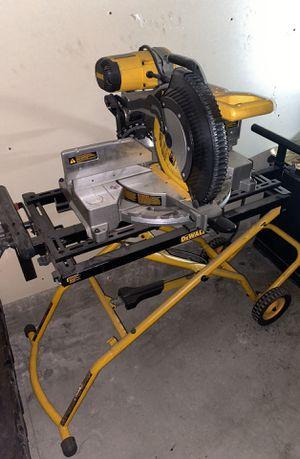 DeWalt Miter Saw for Sale in North Salt Lake, UT
