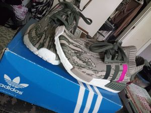 Adidas boost camo for Sale in Columbus, OH