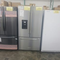 New KitchenAid Stainless Refrigerator for Sale in Ontario,  CA