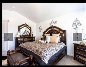 Bedroom set for Sale in North Salt Lake, UT