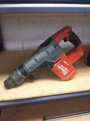 MILWAUKEE FUEL ROTARY HAMMER DRILL... for Sale in Phoenix, AZ
