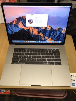 MacBook Pro Touch Bar Late 2016 15 inch used for Sale in Washington, DC