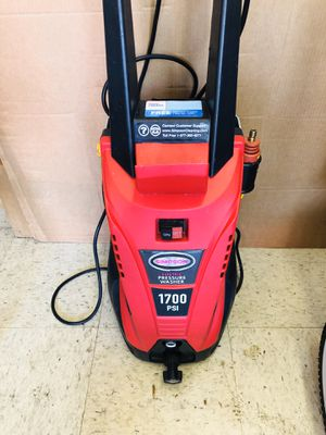 1700psi electric pressure washer for Sale in Kent, WA
