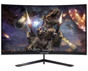 Sceptre 24In Curved 144Hz Gaming Monitor CASH APP ONLY for Sale in Zephyrhills, FL