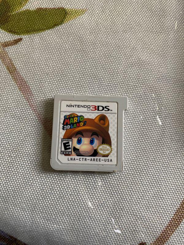 Nintendo Super Mario 3DS