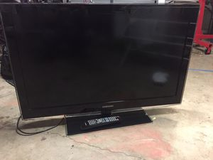40 inch Samsung tv for Sale in Fort Worth, TX