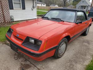 1985 Mustand Convertible for Sale in Lorain, OH