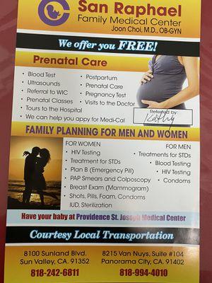 Chequeos médicos gratis for Sale in Los Angeles, CA