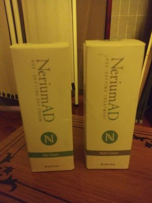 Nerium AD / Day Cream and Night Cream. AGE-DEFYING TREATMENT. for Sale in Pomona, CA
