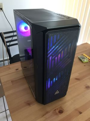 Gaming Computer Desktop PC RGB for Sale in Ypsilanti, MI
