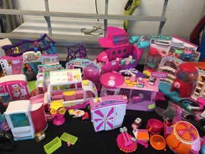 Shopkins sets and individuals for Sale in Bradenton, FL