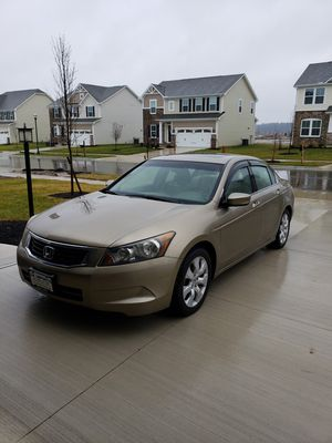 2008 HONDA ACCORD EX L AUTOMATIC for Sale in Lewis Center, OH