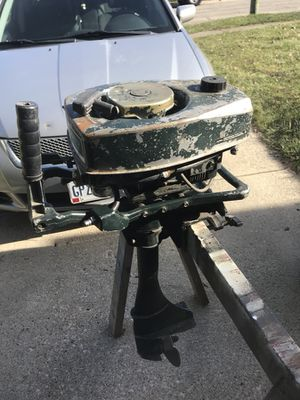 Motor - 7HP Ted Williams for Sale in OH, US