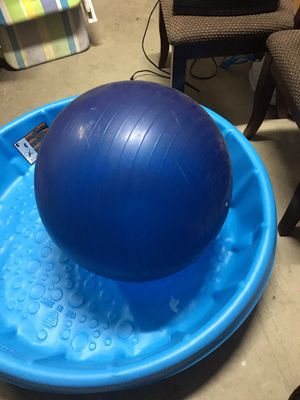Pool and exercise ball for Sale in Norco, CA
