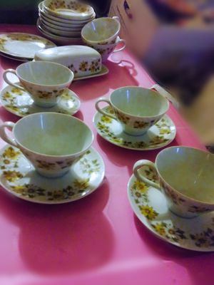 Antique Noritake China Partial Set ,,6730 Marguerite for Sale in Tacoma, WA