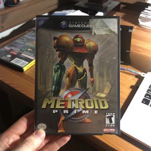 Metroid Prime (GameCube) for Sale in Newtown, CT