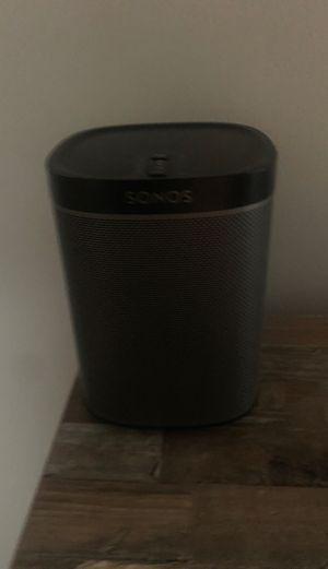 Sonos play 1 gen 2 $120 obo for Sale in East Rockaway, NY