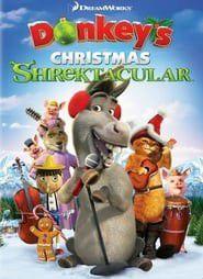 Donkeys Shrektacual Christmas DVD movies for Sale in Quartzsite, AZ