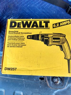 DeWalt drywall drill for Sale in Marietta, GA