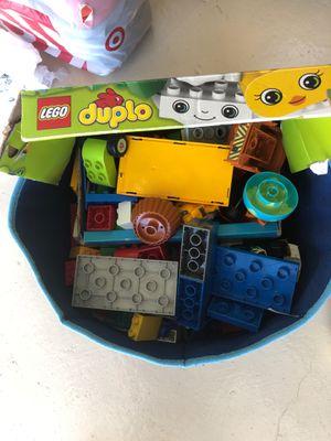 Duplo by LEGO for Sale in Bradenton, FL