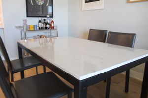 Room and Board Marble Dining Table for Sale in Los Angeles, CA