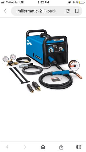 Miller welder for Sale in Washington, DC