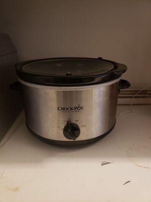 Crock pot for Sale in NW PRT RCHY, FL