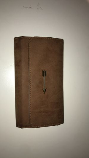 Tan wallet for Sale in Austin, TX