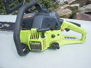 Poulan Chainsaw for Sale in Poway, CA