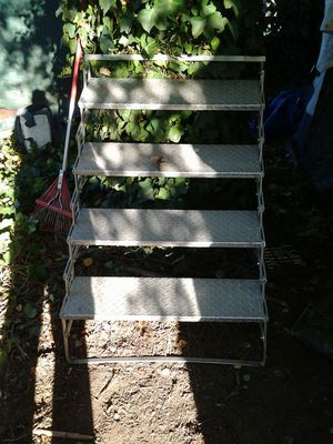 Metal stairs x2 for Sale in Portland, OR