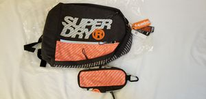 SUPERDRY backpack new for Sale in Catonsville, MD