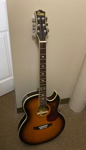 Electro-acoustic guitar for Sale in Boston, MA