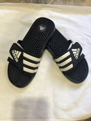 Adidas slides for men and women for Sale in Seattle, WA