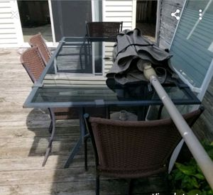Outdoor patio set for Sale in Lancaster, OH