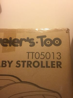 Brand new stroller and still sealed for Sale in Silver Spring, MD