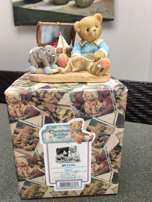Cherished Teddies-Wilfred. $8 for Sale in Bakersfield, CA