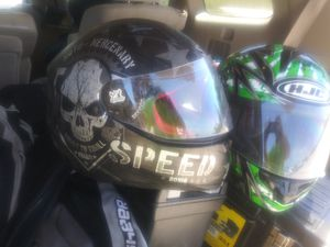 Motorcycle Helmet size Large for Sale in Parma Heights, OH