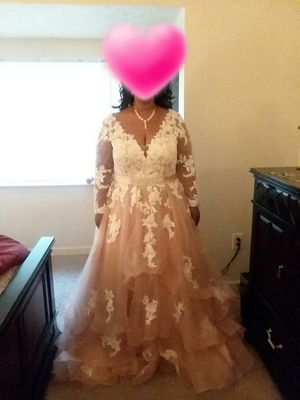 Plus Size Special Occasion Gown for Sale in Columbus, OH