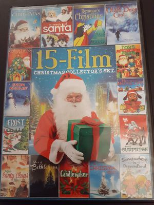 15-FILM Christmas Collector's Set (DVD) for Sale in Lewisville, TX