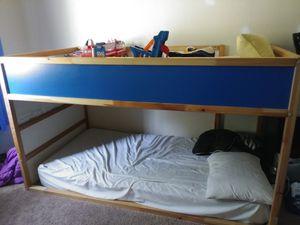 Kura reversible bunk bed from Ikea for Sale in San Jose, CA